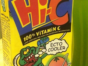 Ecto Cooler Hi-C May Return for 'Ghostbusters' Reboot Release