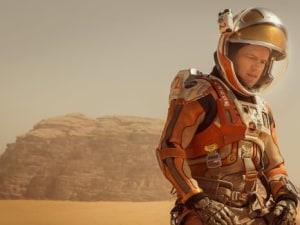 Matt Damon's 'The Martian' Is Big on Buildup, Little Else
