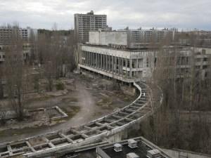 Chernobyl site could be rebuilt as a massive solar farm
