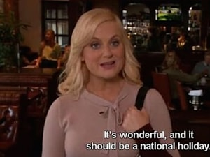 15 Leslie Knope Moments to Get You Pumped for Galentine's Day