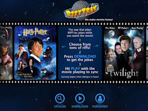Rifftrax app takes the guesswork out of syncing jokes to film