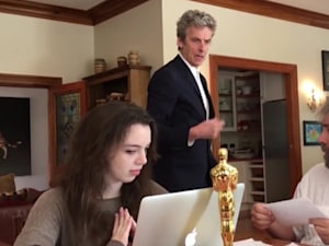 Peter Jackson Teases 'Doctor Who' and 'LOTR' Fans in One Brilliant Video