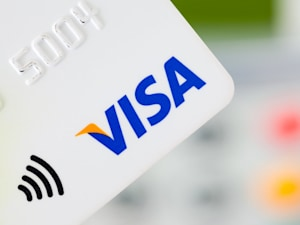 Visa buys a stake in rival Square