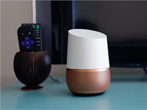 Google Home is coming to the UK this spring