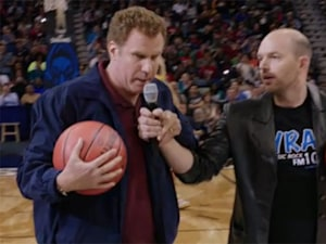Will Ferrell Slam Drunks in This Hilarious Exclusive 'Daddy's Home' Clip