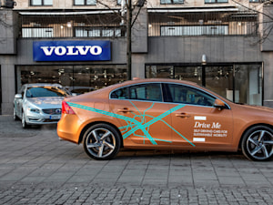 Can't accept autonomous liability? Get out of the game, says Volvo