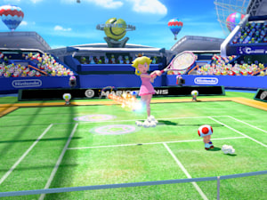Playdate: 'Mario Tennis Ultra Smash' and board games with animals
