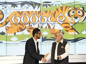 Google is putting WiFi in 400 Indian train stations