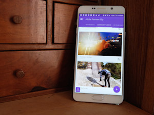 Adobe Premiere Clip brings its video-editing tools to Android