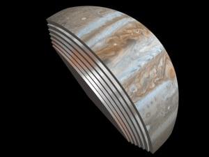 NASA's Juno probe napped through its latest Jupiter flyby