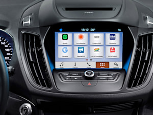 All 2017 Ford vehicles are getting CarPlay and Android Auto