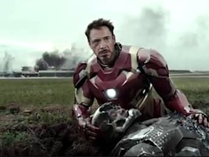 Here's the First 'Captain America: Civil War' Trailer, Plus a New Poster
