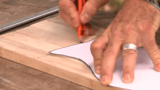 How to Make Your Own Cutting Board