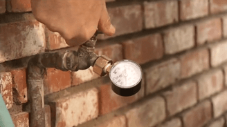 How to Measure Water Pressure