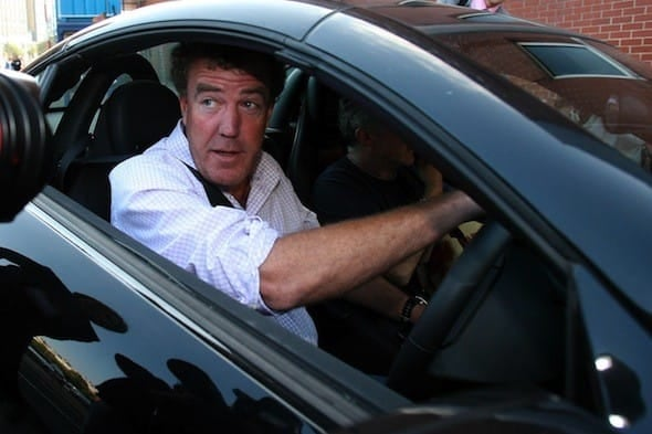 Clarkson reported to be earning £10m a year for new show