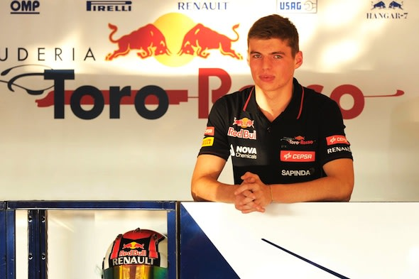F1's Max Verstappen passes driving test on 18th birthday
