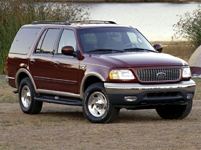 2000 Ford Expedition Eddie Bauer 4dr 4x4 Specs