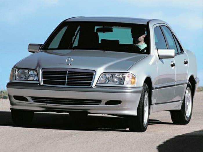 2000 mercedes benz c class information for Mercedes benz c class 2000