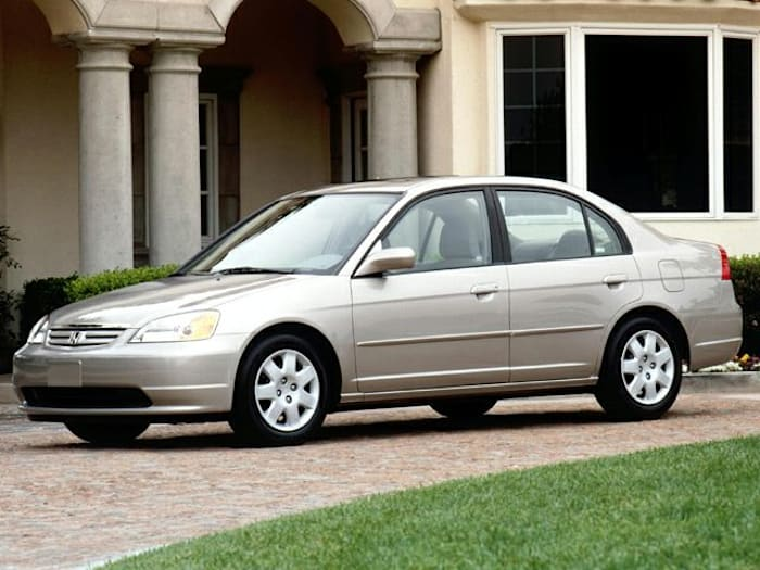 2002 honda civic dx 4dr sedan information. Black Bedroom Furniture Sets. Home Design Ideas