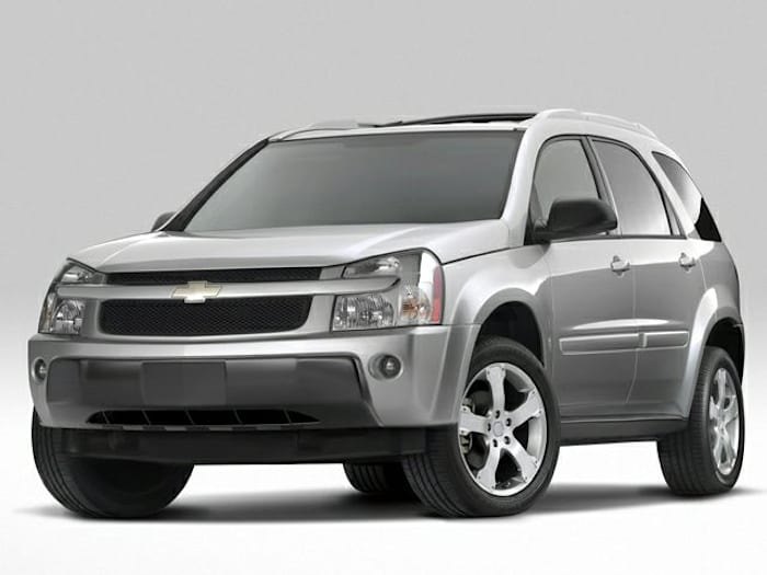 2006 Chevrolet Equinox Information