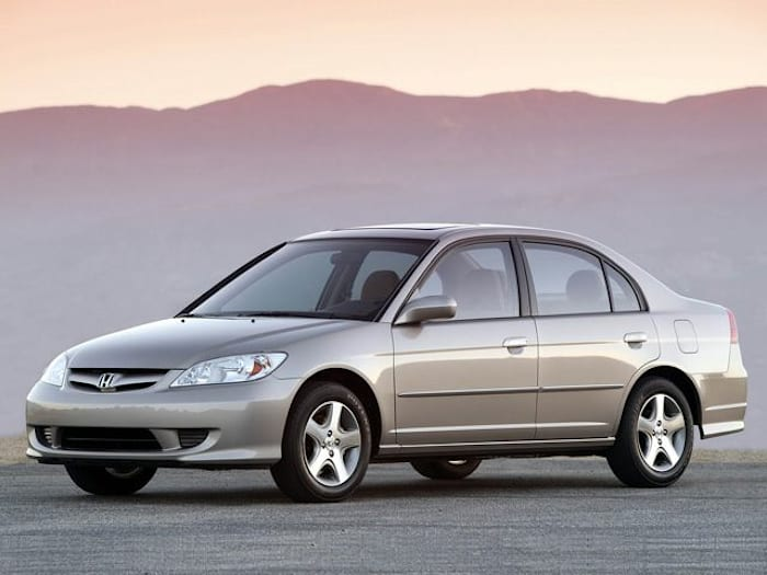 2005 Honda Civic Information