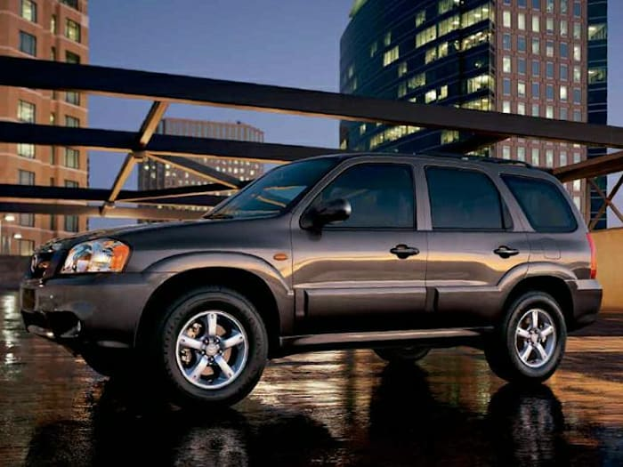 2006 mazda tribute pictures. Black Bedroom Furniture Sets. Home Design Ideas