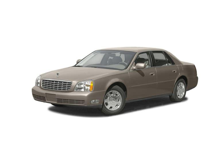 2003 cadillac deville dhs 4dr sedan specs. Black Bedroom Furniture Sets. Home Design Ideas