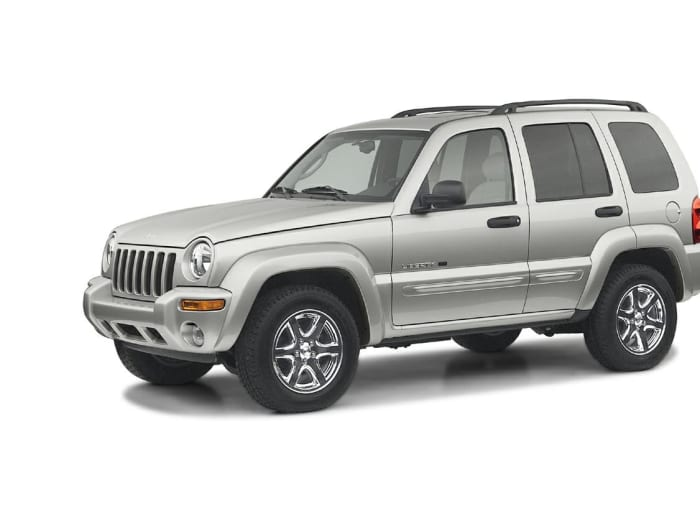 Jeep Certified Pre Owned >> 2003 Jeep Liberty Information