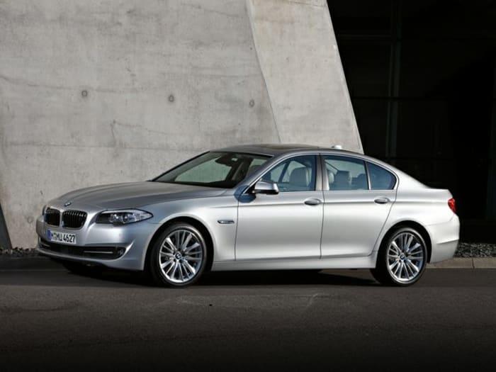 2013 BMW 535 Information