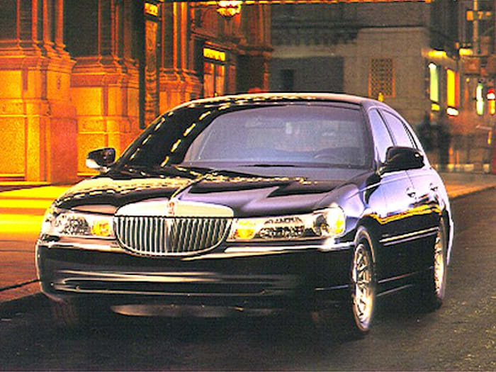 1999 lincoln town car specs and prices. Black Bedroom Furniture Sets. Home Design Ideas