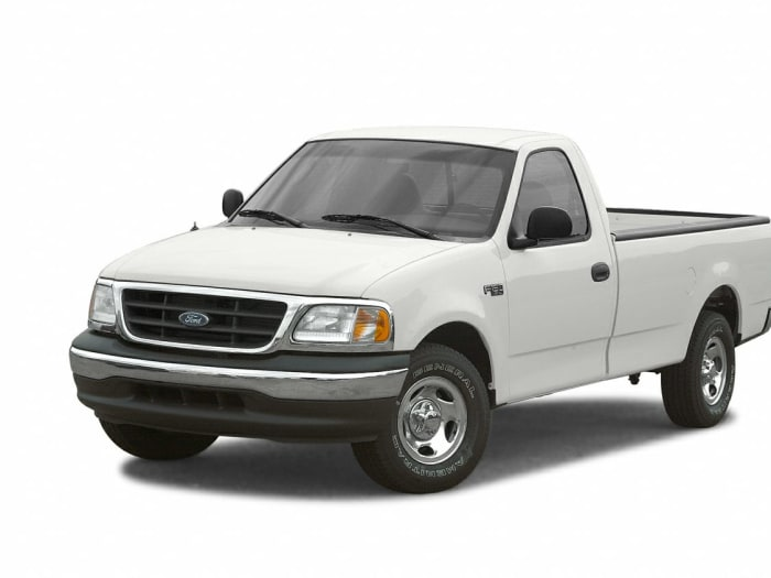 2002 ford f 150 new car test drive. Black Bedroom Furniture Sets. Home Design Ideas