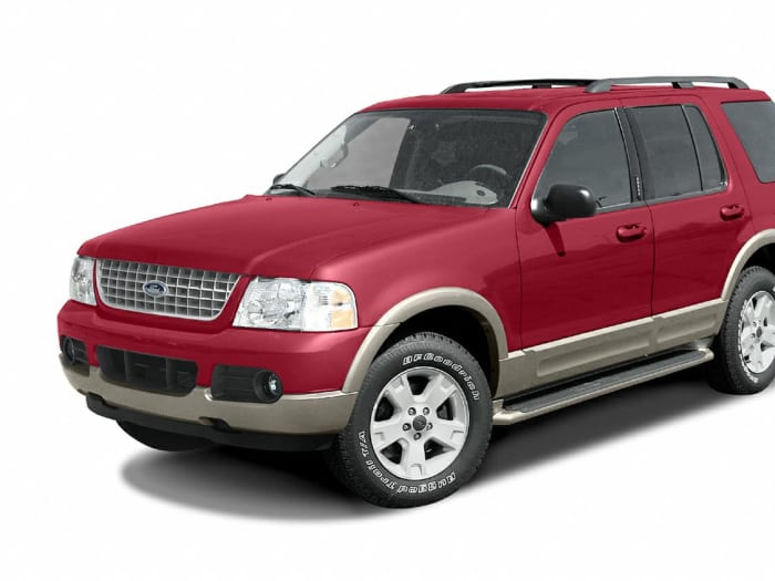 2004 ford explorer specs and prices. Black Bedroom Furniture Sets. Home Design Ideas