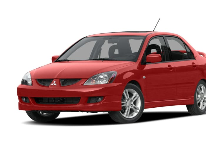 2004 mitsubishi lancer oz rally 4dr sedan information. Black Bedroom Furniture Sets. Home Design Ideas