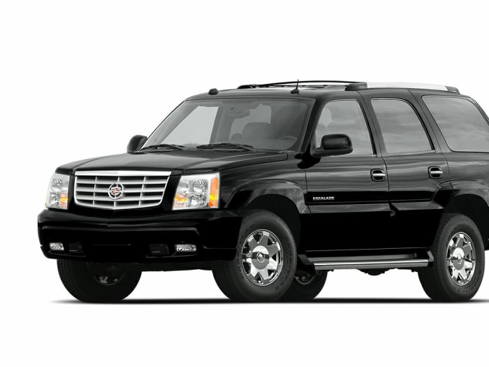 2005 cadillac escalade specs and prices. Black Bedroom Furniture Sets. Home Design Ideas