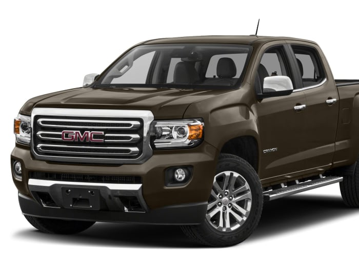 2017 gmc canyon slt 4x4 crew cab 5 ft box 128 3 in wb information. Black Bedroom Furniture Sets. Home Design Ideas