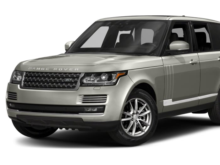 2017 land rover range rover new car test drive. Black Bedroom Furniture Sets. Home Design Ideas