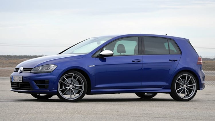 2015 VW Golf R ready for your pre-order on January 8