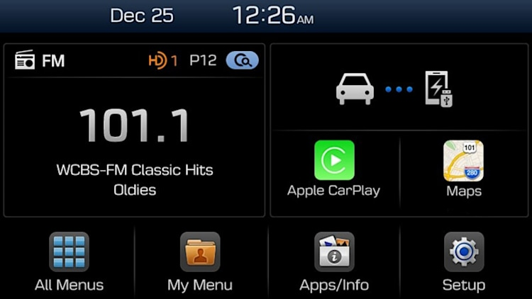 Hyundai previews new infotainment system ahead of CES