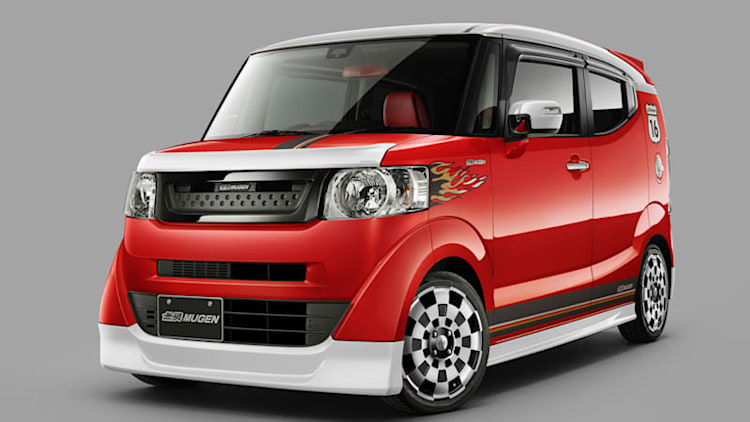 Honda rolls out various oddities for 2015 Tokyo Auto Salon
