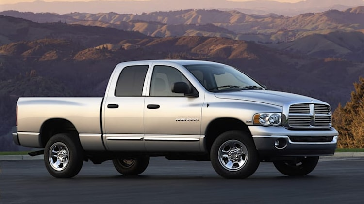 Chrysler recalling 280k Dodge Ram 1500 pickups over axle seizures