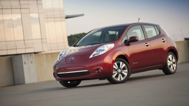 It won't be long now before Nissan Leaf finally overtakes Chevy Volt