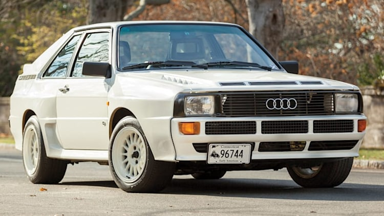 1984 Audi Sport Quattro expected to hammer at nearly half a million dollars