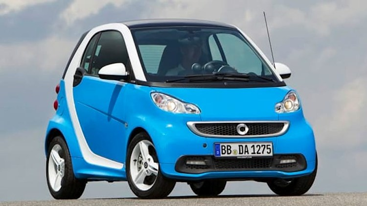 Smart offers $75 lease deal to Car2go users in San Diego