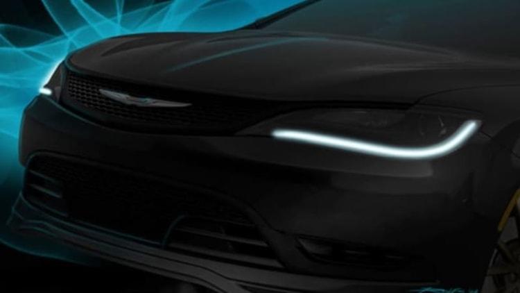 Chrysler teases upcoming outlay of SEMA cars