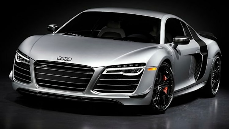 2015 Audi R8 Competition ready to rock LA