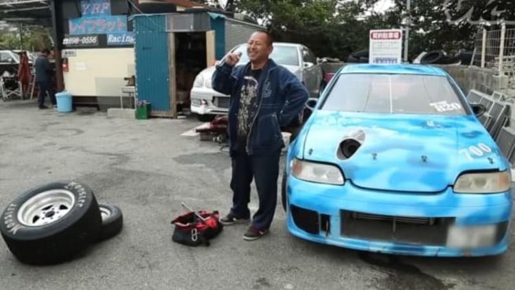 Vice chronicles Okinawa's illegal street racing scene