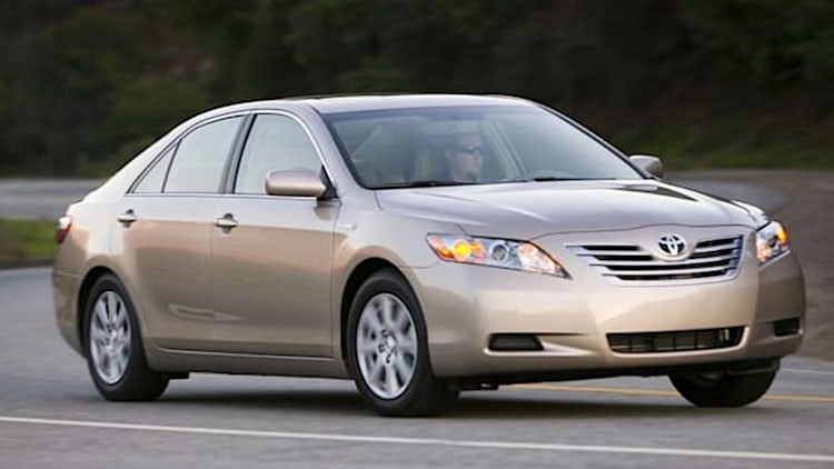 177k Toyota Camry Hybrids being recalled for brake issue [UPDATE]
