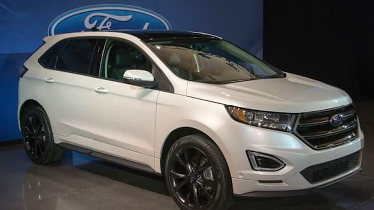 2015 Ford Edge holds line on pricing, starts at $28,100* [UPDATE]