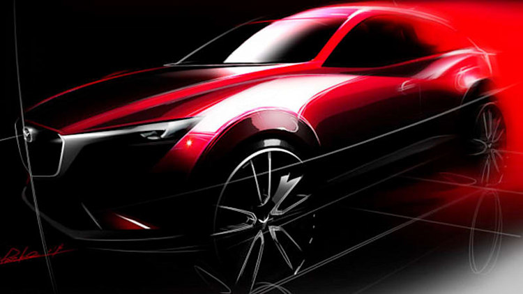 Mazda CX-3 crossover coming to LA