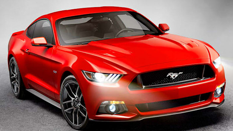 Mustang retakes monthly pony car sales crown from Camaro